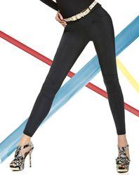 Legging Lucy noir - Bas bleu - Modalova