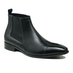 Chelsea boots en Cuir Cameron - Teddy Clark - Modalova