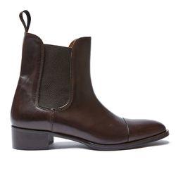 Chelsea Boots en Cuir Elsa - British Passport - Modalova