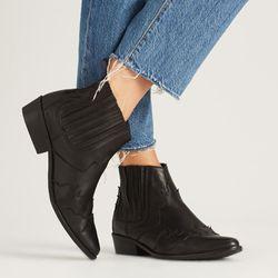 Chelsea boots en Cuir Libertas - L37 - Modalova
