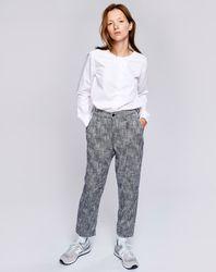Pantalon Pompom bleu marine - Bellerose - Modalova