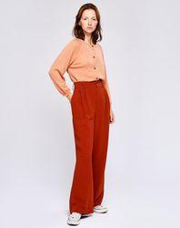 Pantalon Verre sienna - Bellerose - Modalova