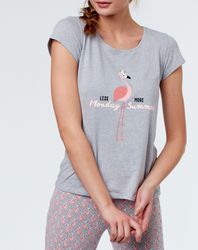 Haut de pyjama Thiago à motif - Etam - Modalova