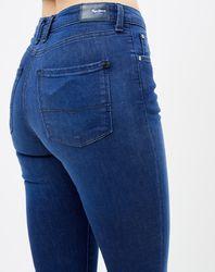 Jean ajusté Regent Trublu bleu - Pepe Jeans - Modalova