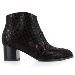 Boots Miroir noires - Talon 5.5 cm - Mellow Yellow - Modalova