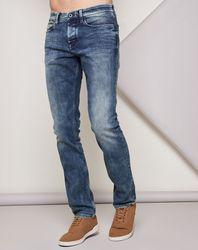 Jean slim straight Clover Stretch - Calvin Klein - Modalova