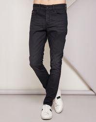 Jean Taper Rublc noir - Calvin Klein - Modalova