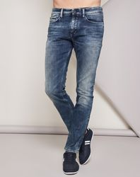 Jean skinny Blclst bleu - Calvin Klein - Modalova