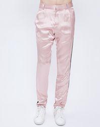 Pantalon Smoking rose - John Galliano - Modalova