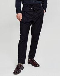 Pantalon droit Pogg bleu marine - Bellerose - Modalova
