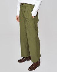 Pantalon Verre kaki - Bellerose - Modalova