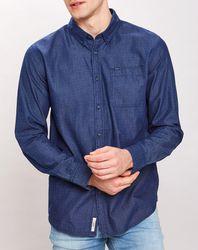 Chemise confort à micro points - Pepe Jeans - Modalova