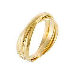 Bague Saturna or jaune - Atelier du Diamant - Modalova