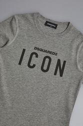 Unisex T-shirt manches courtes Taille 4 100% Coton - Dsquared2 - Modalova