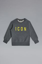 Infant Pullover Taille 1-3 100% Coton - Dsquared2 - Modalova