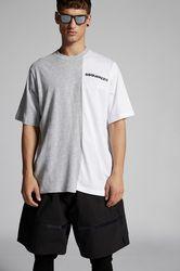 T-shirt manches courtes Taille XS 88% Coton 12% Élasthanne - Dsquared2 - Modalova