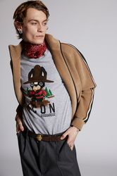 T-shirt manches courtes Taille XS 88% Coton 12% Viscose - Dsquared2 - Modalova