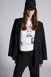 T-shirt manches courtes Taille M 100% Coton - Dsquared2 - Modalova