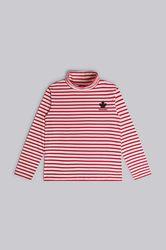 Kids T-shirt manches longues Taille 4 100% Coton - Dsquared2 - Modalova