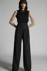 Pantalon Taille 32 53% Polyester 43% Laine vierge 4% Élasthanne - Dsquared2 - Modalova