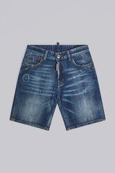 Kids Short Taille 10 98% Coton 2% Élasthanne - Dsquared2 - Modalova