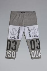 Kids Pantalon Taille 8 90% Coton 10% Élasthanne - Dsquared2 - Modalova