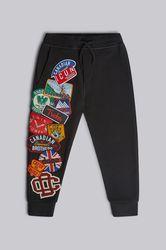 Kids Pantalon Taille 6 100% Coton - Dsquared2 - Modalova
