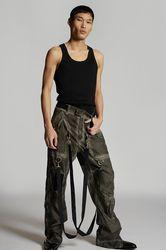 Pantalon Taille 42 100% Polyamide - Dsquared2 - Modalova