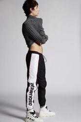 Pantalon Taille 40 100% Polyester - Dsquared2 - Modalova