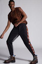 Pantalon Taille 40 95% Laine vierge 5% Élasthanne - Dsquared2 - Modalova