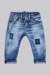 Unisex Pantalon Taille 3-6 99% Coton 1% Élasthanne - Dsquared2 - Modalova