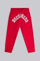 Kids Pantalon Taille 4 100% Coton - Dsquared2 - Modalova