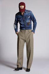 Pantalon Taille 40 100% Laine vierge - Dsquared2 - Modalova