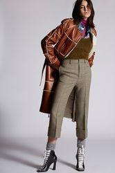 Pantalon Taille 32 100% Laine vierge - Dsquared2 - Modalova