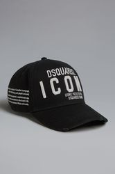 Chapeau Taille OneSize 100% Coton - Dsquared2 - Modalova