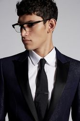 Cravate Taille OneSize 100% Soie - Dsquared2 - Modalova