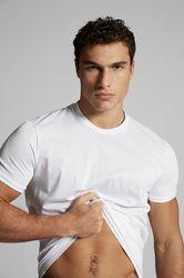 T-shirt Taille XS 100% Coton - Dsquared2 - Modalova