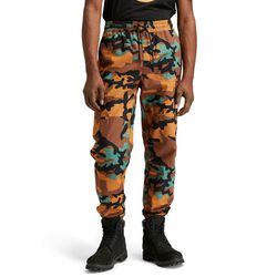 Pantalon De Jogging Cargo En Camouflage Camouflage, Taille L - Timberland - Modalova