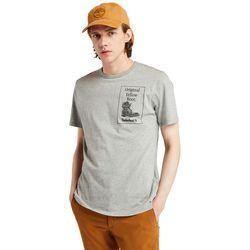 T-shirt À Logo Bottine Archive En , Taille L - Timberland - Modalova