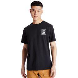 T-shirt Logo Arbre Camouflage En , Taille M - Timberland - Modalova