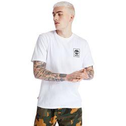 T-shirt À Manches Courtes Et Logo En , Taille XL - Timberland - Modalova