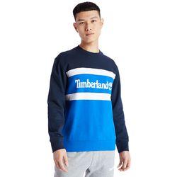 Sweat-shirt Effet Coupé-cousu En , Taille L - Timberland - Modalova