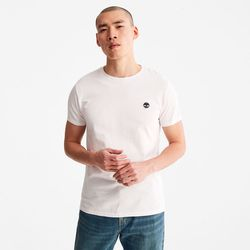 T-shirt En Coton Avec Logo En , Taille XXL - Timberland - Modalova