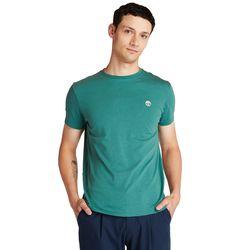 T-shirt À Logo En Coton Biologique En , Taille M - Timberland - Modalova