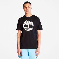 T-shirt Kennebec River À Logo Arbre En , Taille L - Timberland - Modalova
