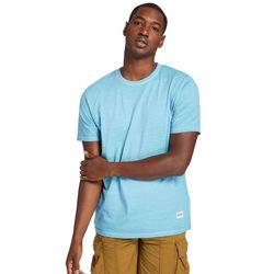 T-shirt Lamprey River En Bleu Sarcelle Bleu Sarcelle, Taille S - Timberland - Modalova