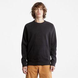 Sweat-shirt Épais À Col Rond Et Logo En , Taille L - Timberland - Modalova