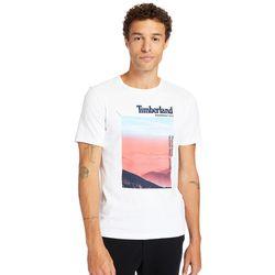 T-shirt À Photo En , Taille M - Timberland - Modalova