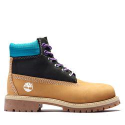 Inch Boot Premium Junior En Enfant, Taille 36 - Timberland - Modalova