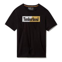 T-shirt Kennebec River À Logo En , Taille S - Timberland - Modalova